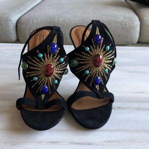 Aquazurra Desert Sun Sandals
